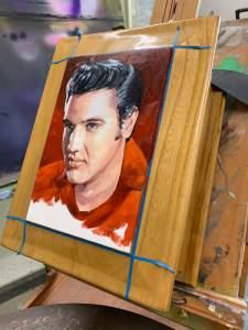 Elvis Presley In Progress