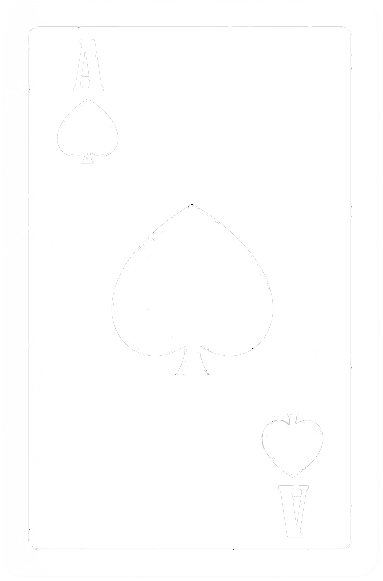old ace of spades simple