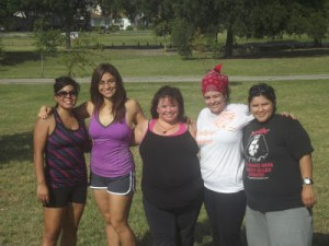 Mujeres Talk: The Decolonial ImaGYMary: Working (and Writing) on My Fitness