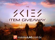 The Skies Giveaway - Captain Weapon