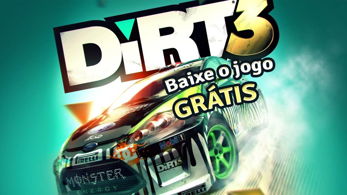 Dirt 3 Grátis - Maldito Lag