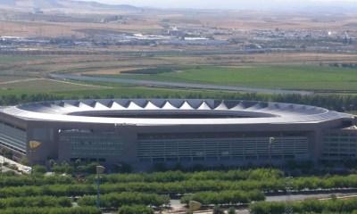 Estadio de La Cartuja | Seville | Spain