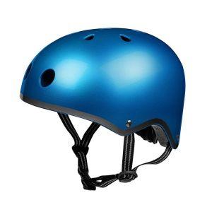 Kaciga za djecu Micro plava boja