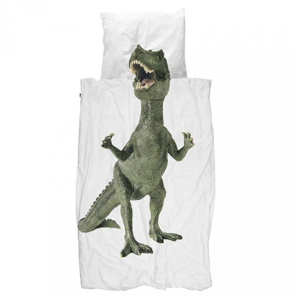Posteljina za djecu Dinosaur