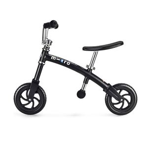 Micro G-Bike + Chopper Black Matt