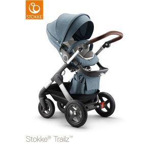Stokke Trailz Nordic Blue Exclusive Edition