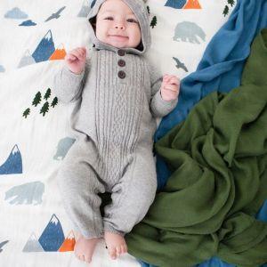 Baby Tula dekice set 3 komada