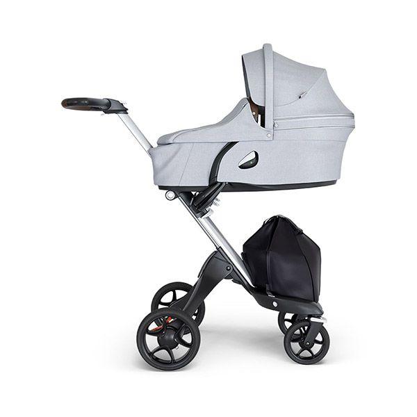 Stokke Xplory V6 dječja kolica sa košarom za novorođenče