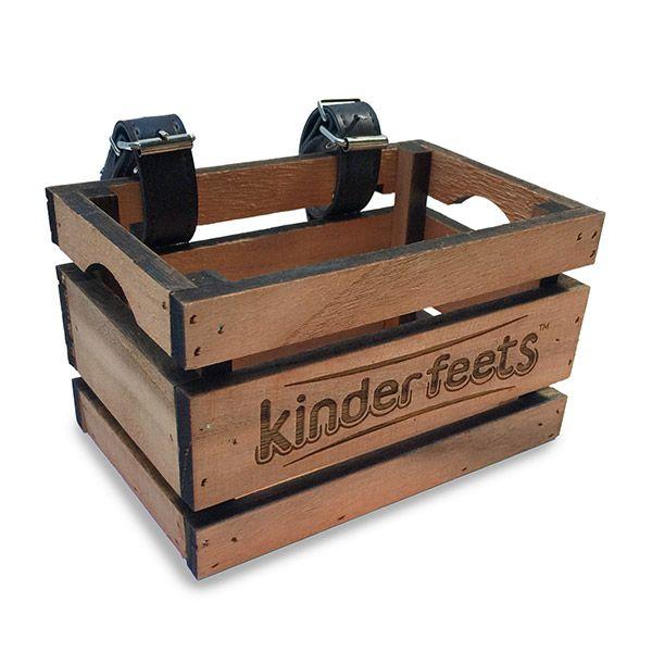 Drveni sandučić Kinderfeets za guralice