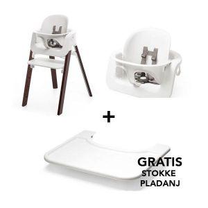 Stokke Steps stolica + Steps Baby Set + GRATIS pladanj