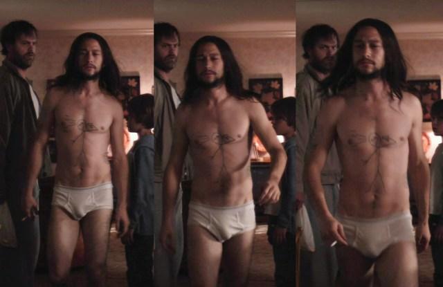 Joseph Gordon Levitt In Underwear