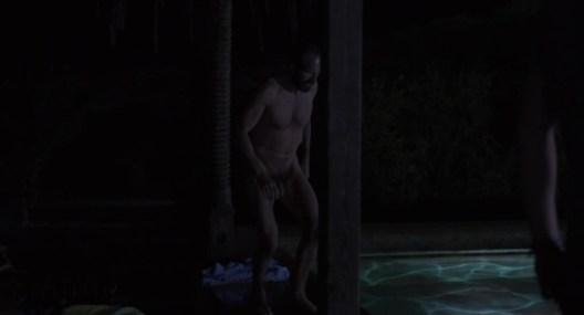 Ralph Fiennes Full Frontal Naked Scene