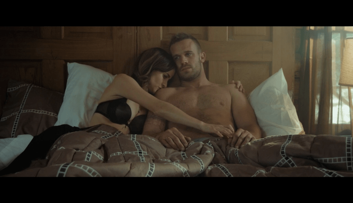 Cam Gigandet Naked in The Shadow Effect