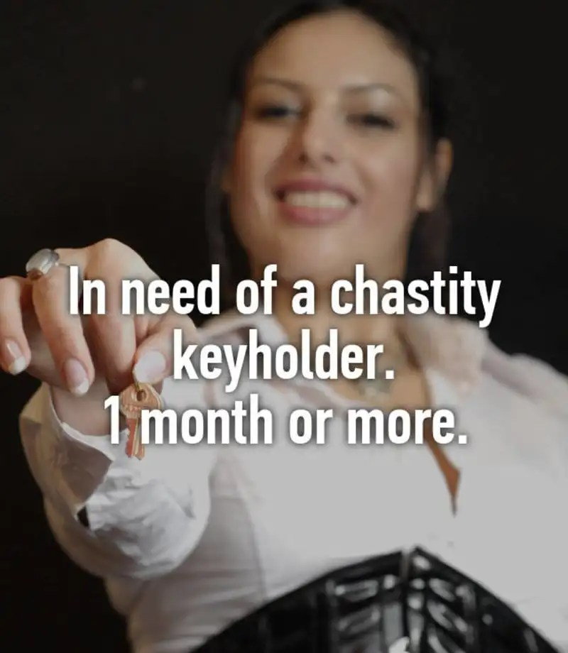 Locked Chastity