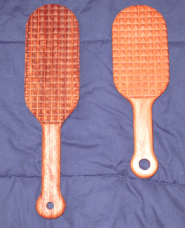 two new paddles