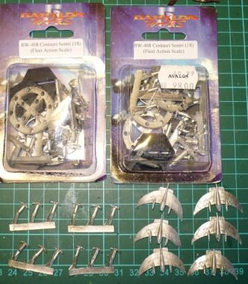 0608 B5W centauri fighters