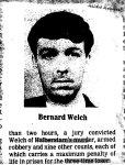 Bernard Welch