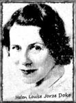 Helen Louise Doke