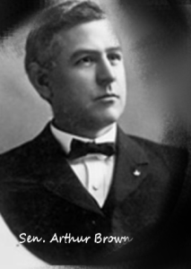 Senator Arthur Brown