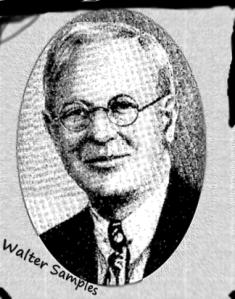 Walter Samples
