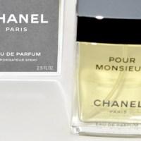 Pour Monsieur Chanel, un classique de la parfumerie masculine