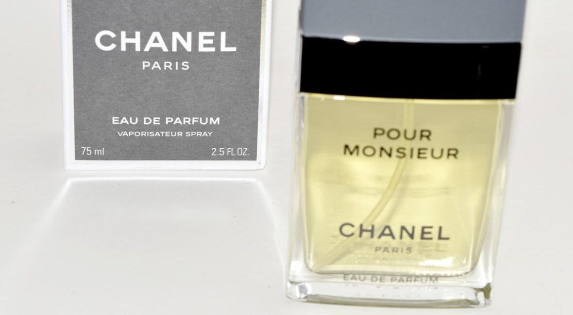 Pour Monsieur Chanel
