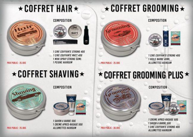 Hairgum Grooming