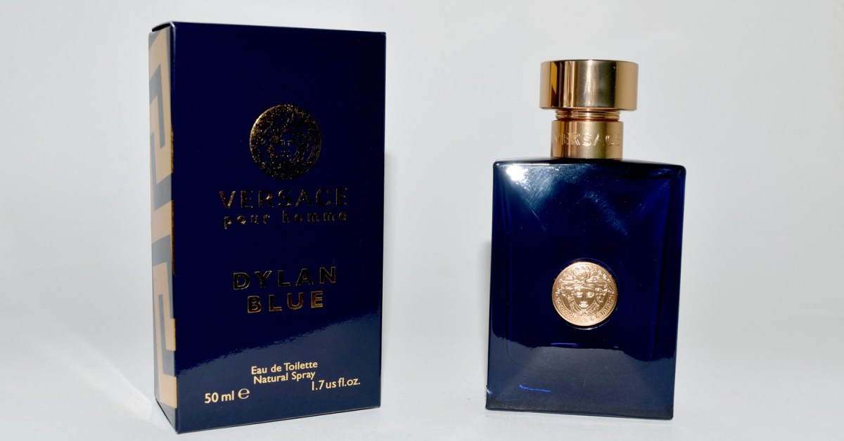 Dylan Blue by Versace pour Homme