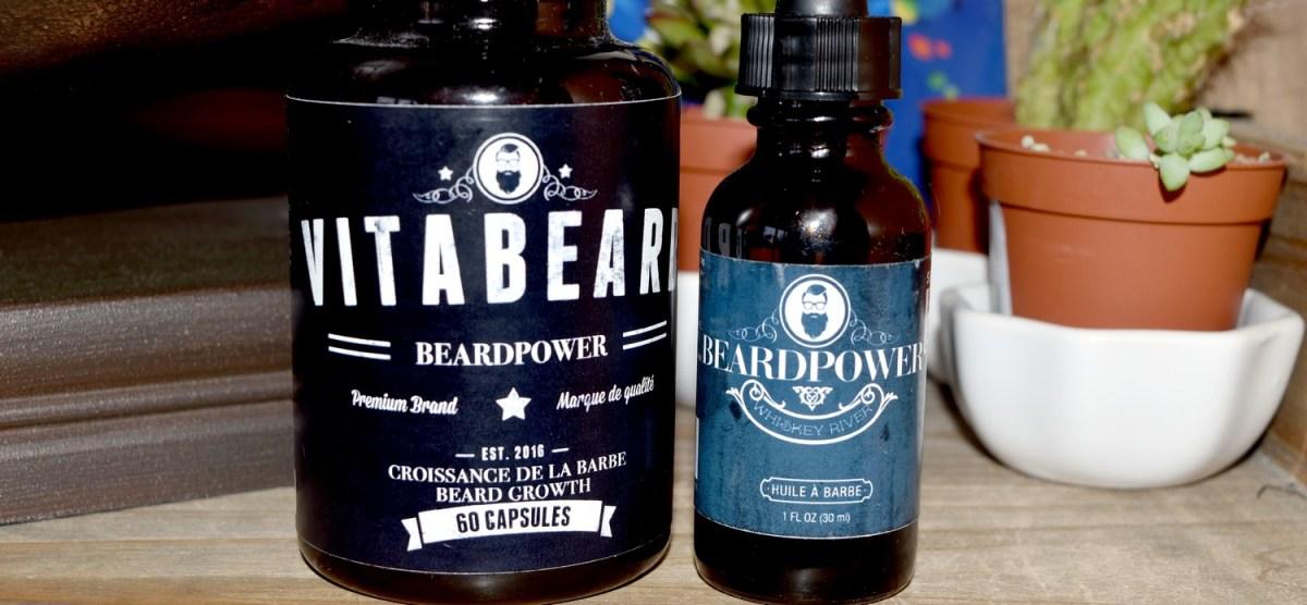Beardpower, les soins indispensables pour votre barbe