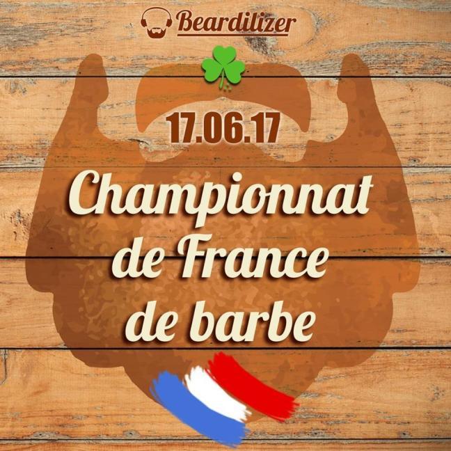 championnat de France de la barbe