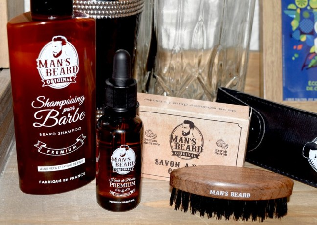 Shampoing à barbe Man's Beard