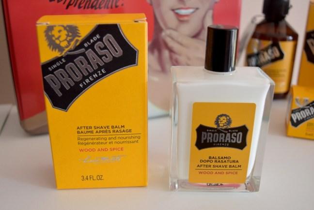 huile à barbe Proraso