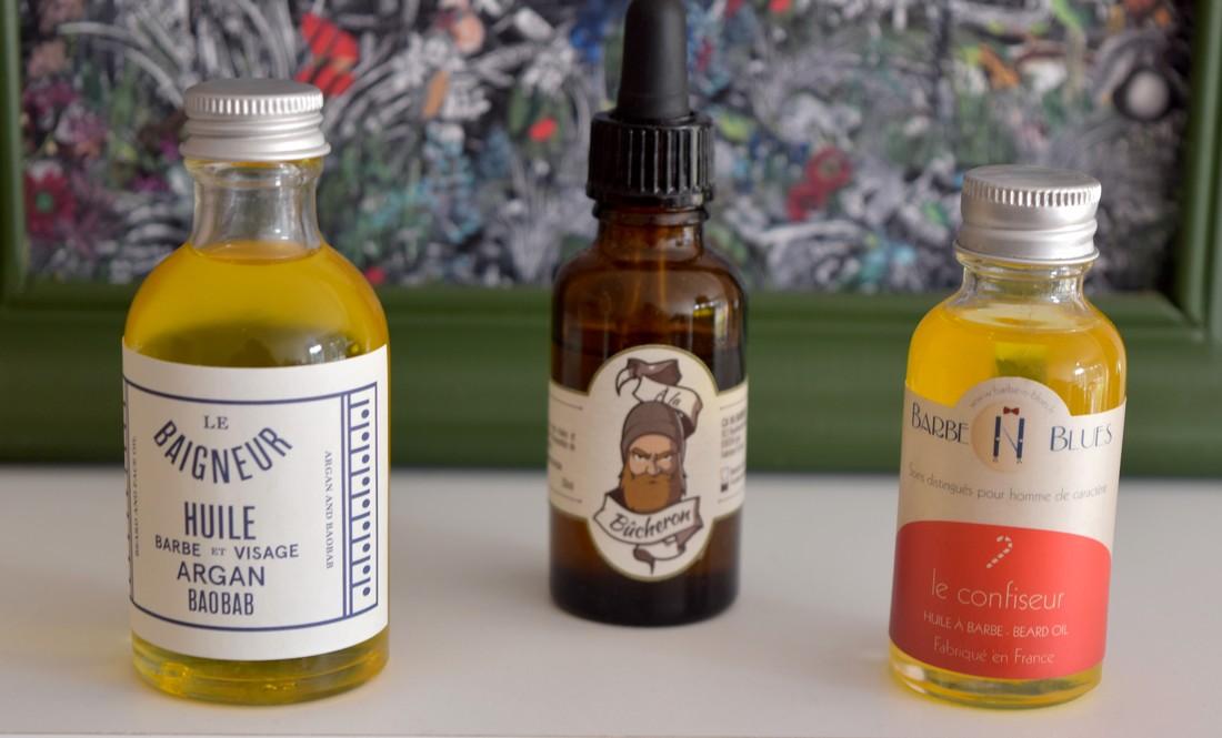 Les huiles à barbe françaises, 3 marques bio à connaître