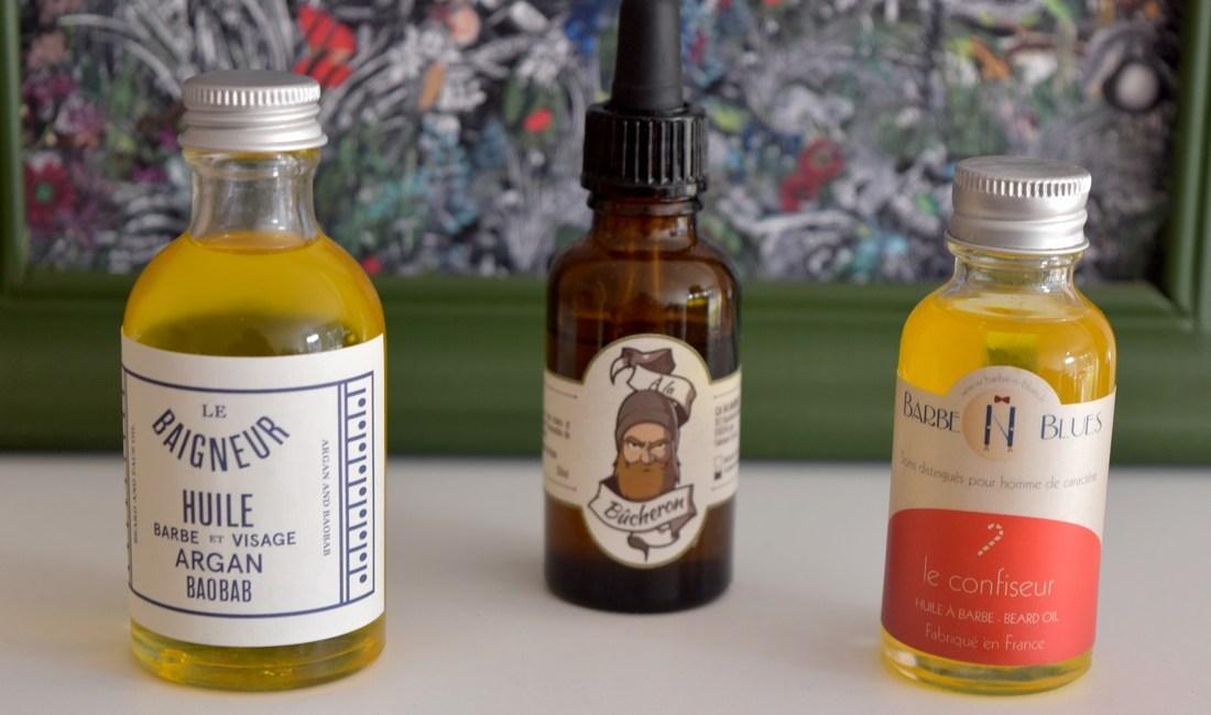 huile à barbe françaises