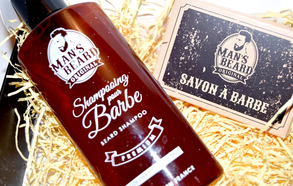 Protocole lavage de barbe Man's Beard