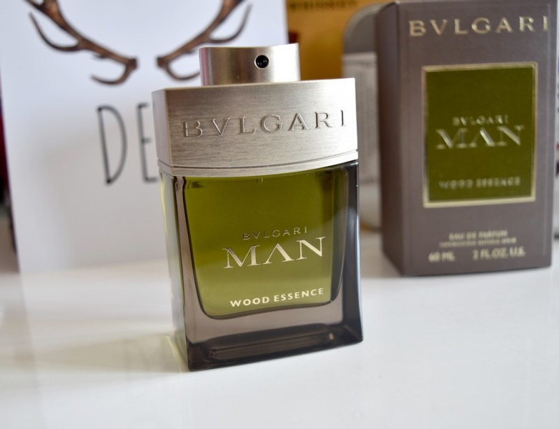 Bulgari Man Wood Essence