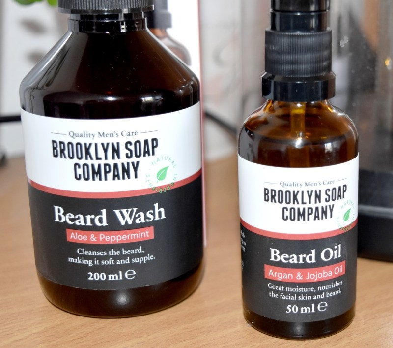 Huile à barbe Brooklyn Soap Company