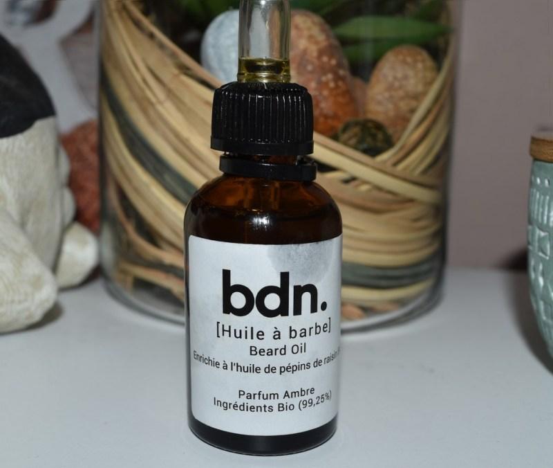 Butin de nature : soins à barbe et de rasage naturels -Test & avis