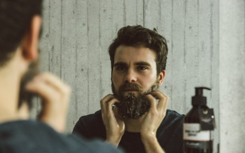 Shampoing pour barbe