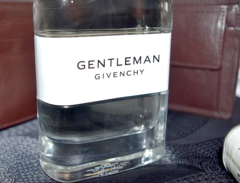 Gentleman Givenchy Cogne, un jus frais et élégant- test & avis