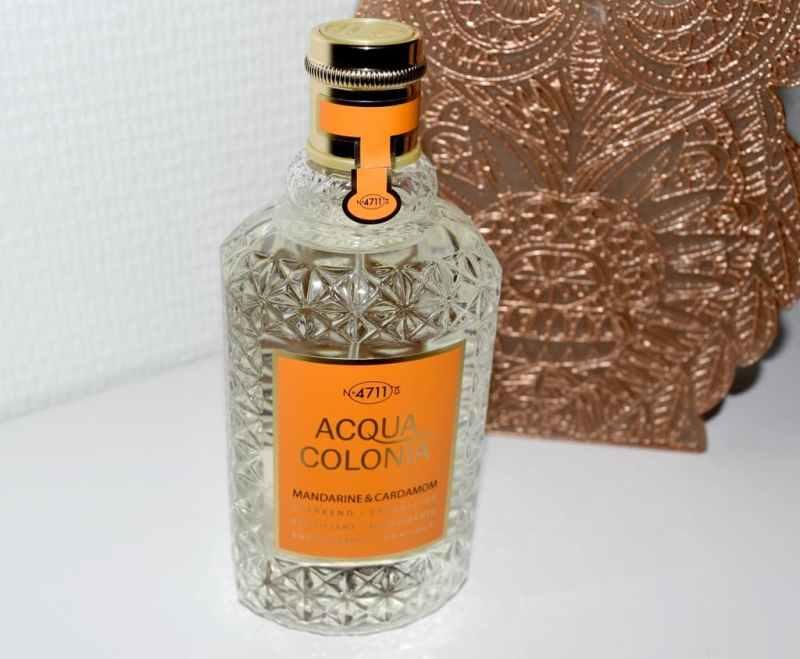 4711 Acqua Colonia Mandarine & Cardamom test & avis