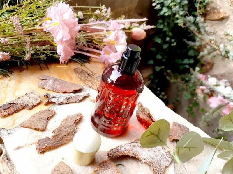 avis BOSS Bottled Oud Saffron