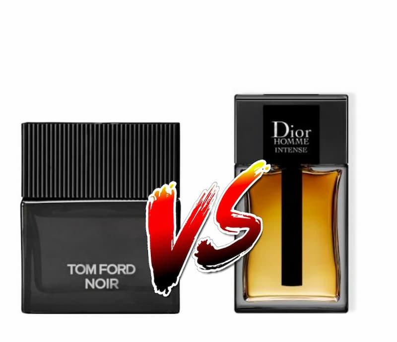 Tom Ford Noir Vs Dior Homme Intense