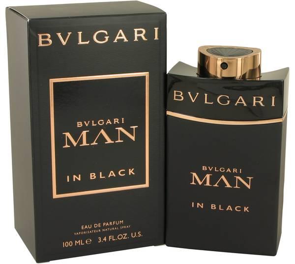 Quels parfums pour un rendez-vous galant : Bvlgari Man in Black