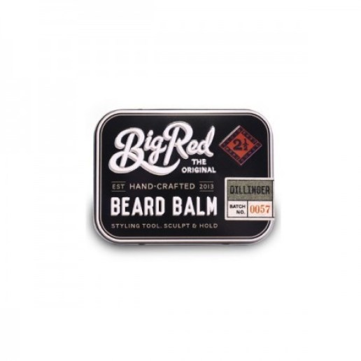 Baume pour barbe Big Red Dillinger