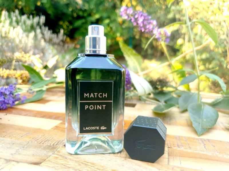 Lacoste match Point Eau de Parfum  -test & avis