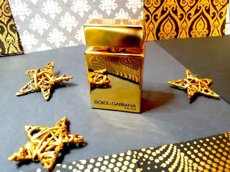 D&G The one gold for men