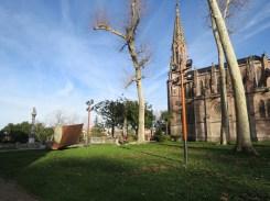 La capella dels marquesos a Comillas