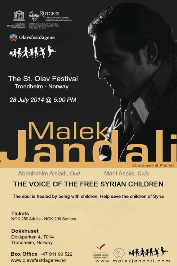 Concerts | Malek Jandali