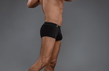 bamboo short for working out